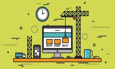 features of online website builder