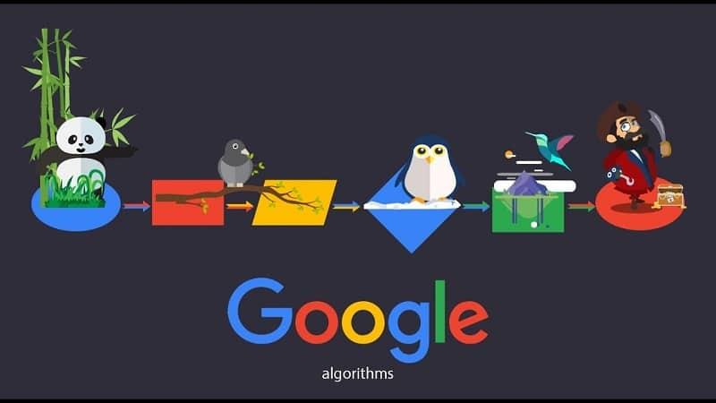 google algorithms updates 2018