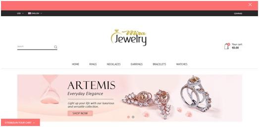 Mira Jewelry
