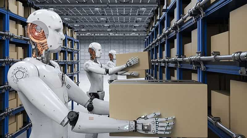 Improving Warehouse Efficiency for Companies in Ecommerce
