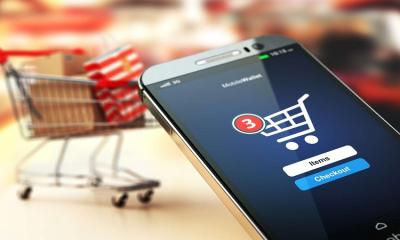 mobile e-commerce business