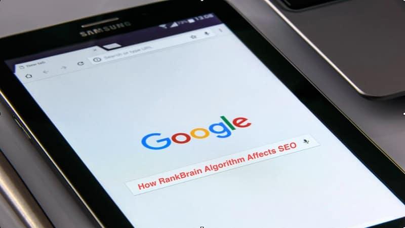 Blind To Google's Rankbrain