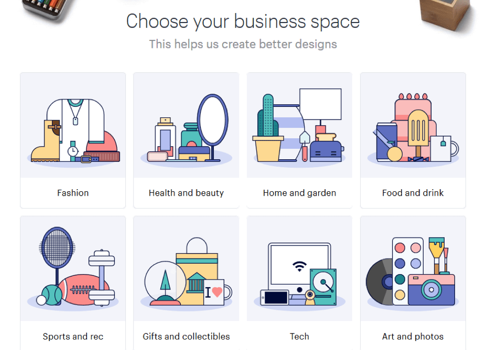 choose business space
