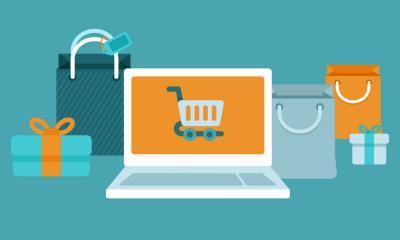 ecommerce shopping retail