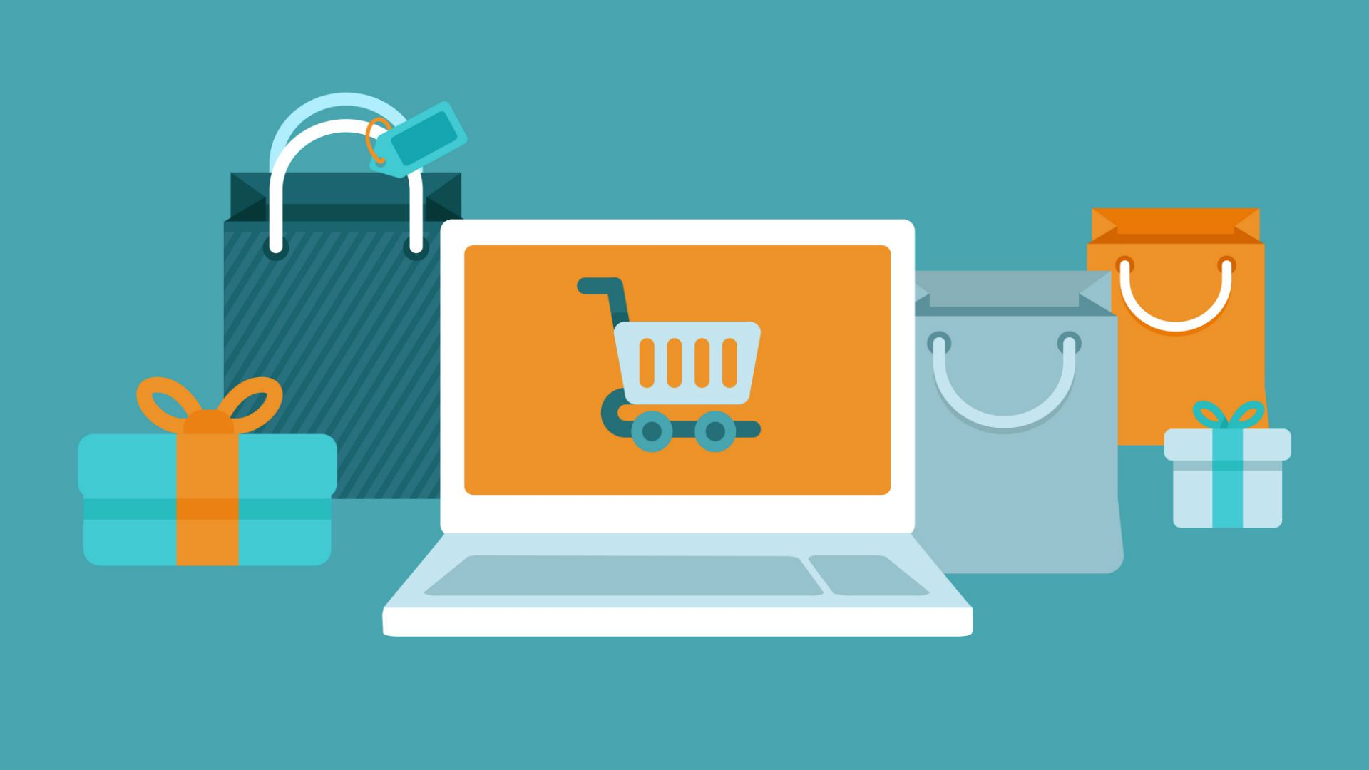 ecommerce shopping retail