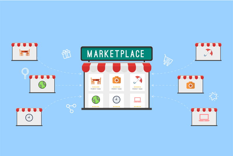 how to start multi vendor marketplace ecommerce site
