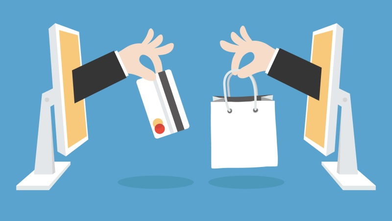 Website-shopping
