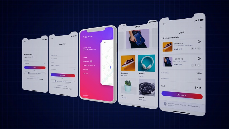 5 Crucial Tips to Design UI of Mobile eCommerce App That Meets User's Needs