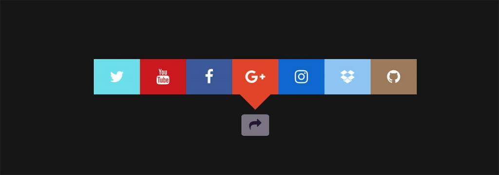 Embedded Social Media Buttons