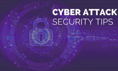 Cyber attack security tips
