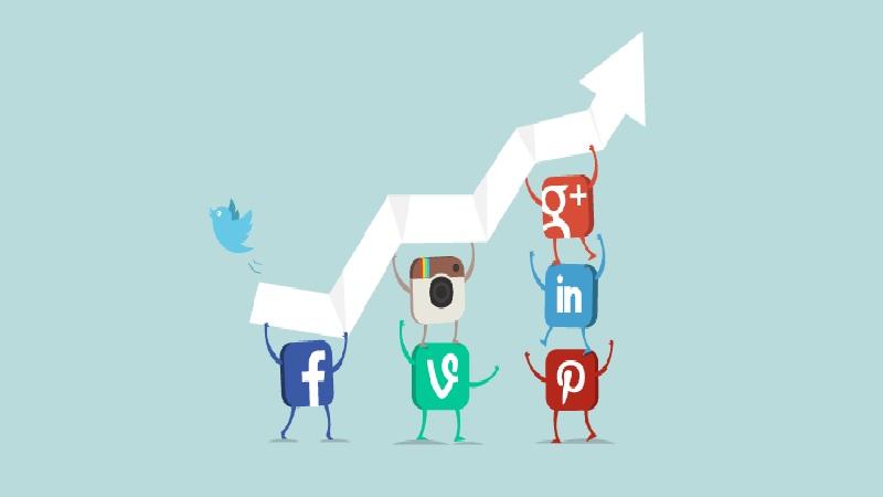 Social-media-boosting