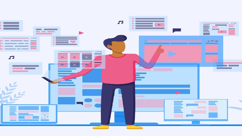 Front-end + UI + UX = Building a Masterpiece for your Business