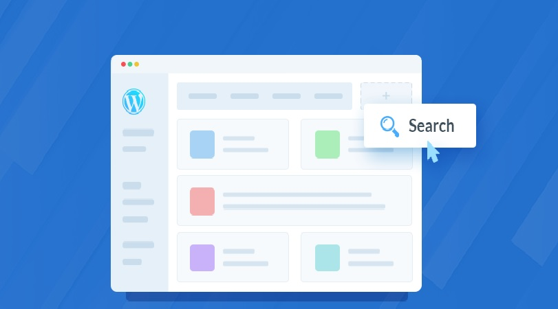 Importance of Adding Search Bar to your Website