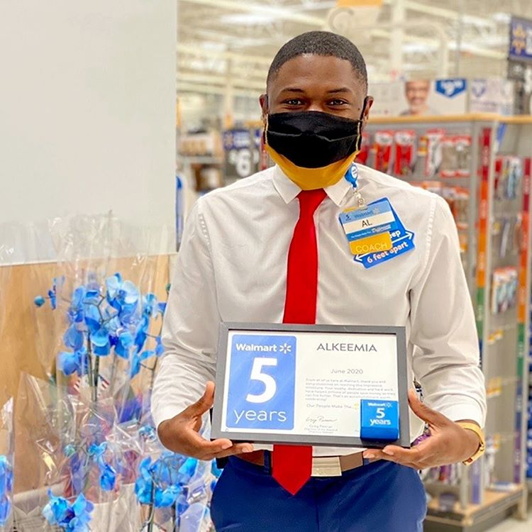 retail giant Walmart brings humanness to its brand