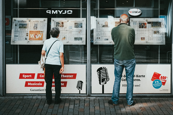 make your audience see your headlines