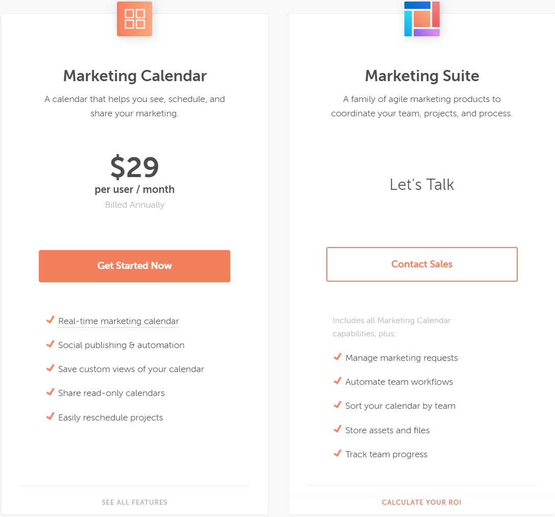 Pricing-CoSchedule