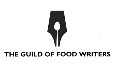 Guild of Food Writer's logo